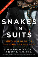 cover img of Snakes in Suits