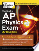 Cracking the AP Physics 2 Exam  2018 Edition