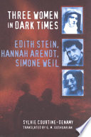 Three Women in Dark Times Book PDF