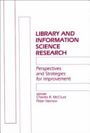 Library and Information Science Research
