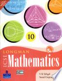 Longman Icse Mathematics Class 10