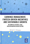 Earnings Management Incentives And Intangibles