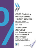 OECD Statistics on International Trade in Services 2010  Volume II  Detailed Tables by Partner Country