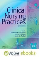 Clinical Nursing Practices Text + Evolve E-book
