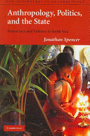 Anthropology  Politics  and the State