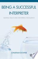 Being a Successful Interpreter