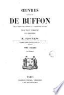 Oeuvres compl  tes de Buffon