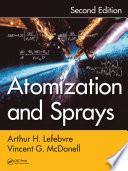 Atomization and Sprays  Second Edition