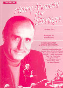 Henry Mancini For Strings