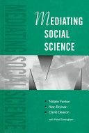 Mediating social science
