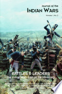 Journal Of The Indian Wars Volume 1 Number 2