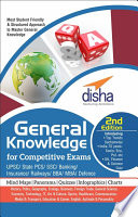 General Knowledge for Competitive Exams   UPSC  State PCS  SSC  Banking  Insurance  Railways  BBA  MBA  Defence   2nd Edition