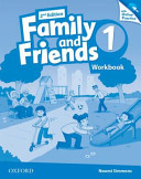 Family   Friends 2e 1 Workbook   Online Skills Practice Pack