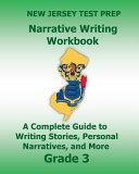 New Jersey Test Prep Narrative Writing Workbook  Grade 3