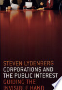 Corporations and the Public Interest