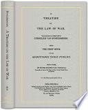 A Treatise On The Law Of War