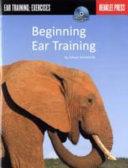 Beginning Ear Training  Ear Training  Exercises