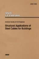 Structural Applications of Steel Cables for Buildings