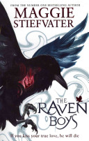 The Raven Boys book