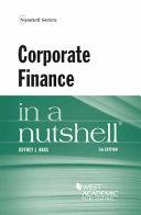 Corporate Finance in a Nutshell
