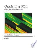 Oracle 11g SQL : curso práctico de formación