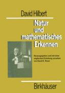 Natur und mathematisches Erkennen