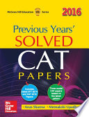 Previous Years  Solved CAT Papers