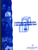 Cat  logo de Productos Y Servicios de Head Start