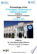 ECIC2015 7th European Conference on Intellectual Capital
