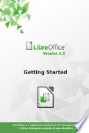 LibreOffice 3 5 Getting Started