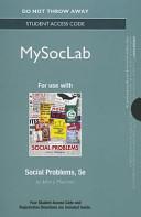 Social Problems Mysoclab Standalone Access Card
