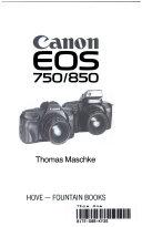 Canon EOS 750 850