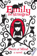 Piece Of Mind Emily The Strange  book
