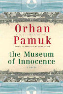 The Museum of Innocence Book Cover