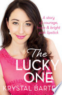 The Lucky One : dna. crazy as it sounds, i consider myself...