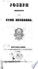 Joseph Herkend Van Zyne Broeders