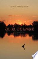 Soul Talk  Song Language