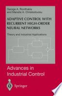 Adaptive Control with Recurrent High order Neural Networks