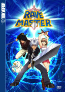Rave Master Volume 1: The Quest Begins : shadow guard society messes with his friends...