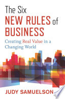 Book The Six New Rules of Business