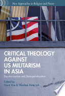 Critical Theology against US Militarism in Asia