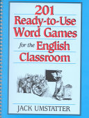 201 ready to use word games for the English classroom