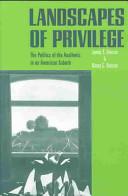 Landscapes of Privilege