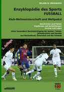 Enzyklopdie Des Sports Fussball Klub Weltmeisterschaft Und Weltpoka
