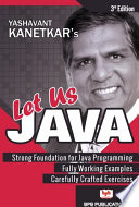 Let Us Java 3rd Edition