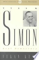 Yves R  Simon