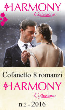Cofanetto 8 romanzi Harmony Collezione 2