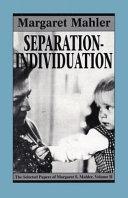 Separation individuation