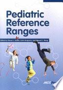 Pediatric Reference Ranges