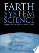 Earth System Science book